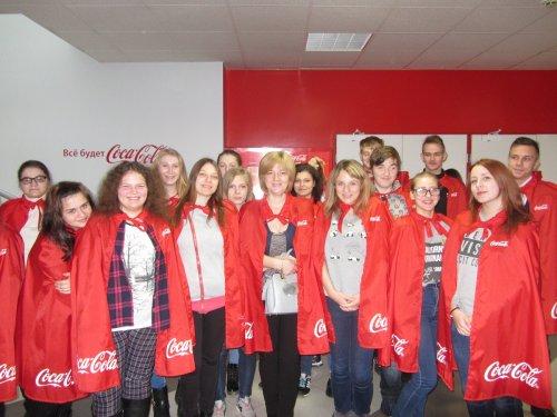 «Кока-Кола Бевриджиз Белоруссия»